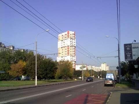 Жилой дом на Коровинском шоссе